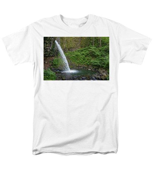 Ponytail Falls Men's T-Shirt  (Regular Fit) by Greg Nyquist