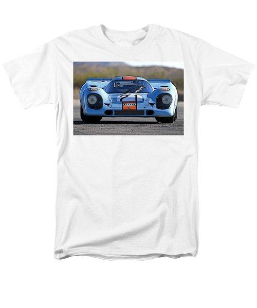 Porsche 917 Shorttail Men's T-Shirt  (Regular Fit) by Thomas M Pikolin