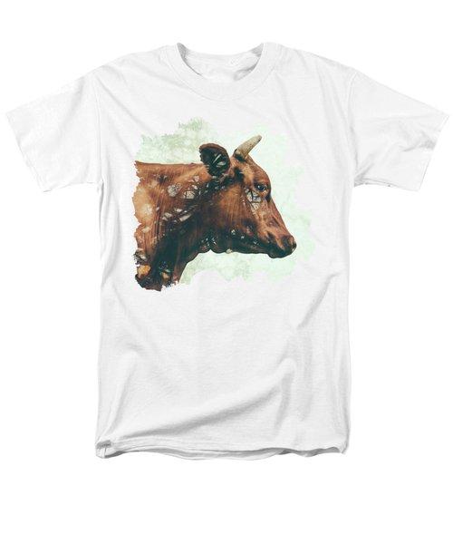 Portrait Of Bess Men's T-Shirt  (Regular Fit)