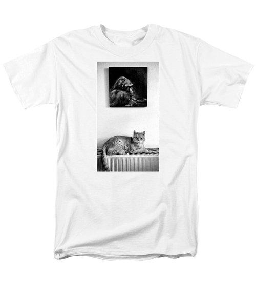Portraitiere Mich. Jetzt.  #imhotep Men's T-Shirt  (Regular Fit) by Mandy Tabatt