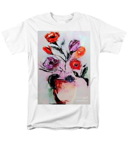 Pottery Plants Men's T-Shirt  (Regular Fit) by Lisa Kaiser