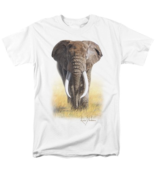 Power Of Nature Men's T-Shirt  (Regular Fit)
