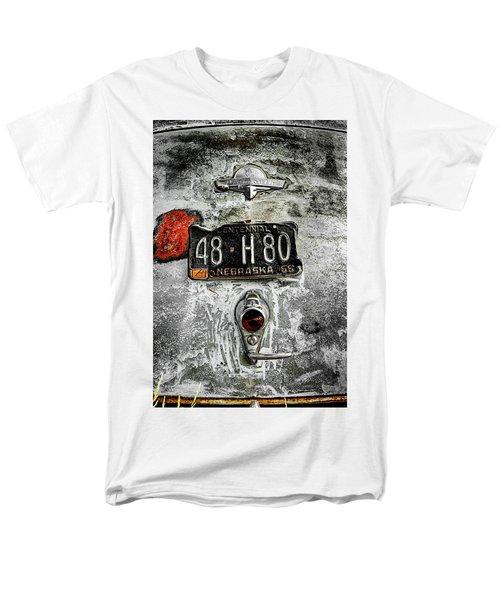 Prairie Schooner Men's T-Shirt  (Regular Fit) by Jeffrey Jensen
