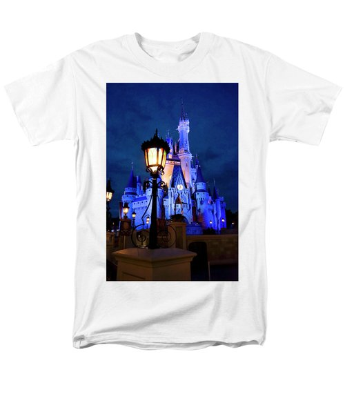 Men's T-Shirt  (Regular Fit) featuring the photograph Pre Hw by Greg Fortier