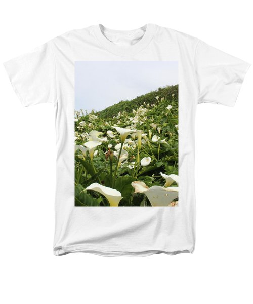 Men's T-Shirt  (Regular Fit) featuring the photograph Preaching To The Choir by Marie Neder