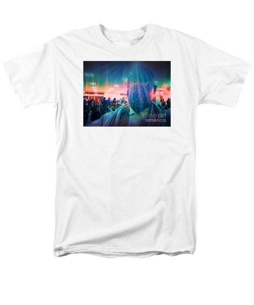 Men's T-Shirt  (Regular Fit) featuring the photograph Presence by Fania Simon