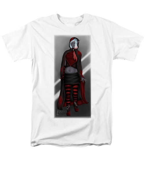 Pretentious Elf Men's T-Shirt  (Regular Fit) by Amber Armstrong