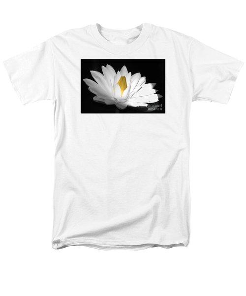 Pristine Men's T-Shirt  (Regular Fit) by Cindy Manero