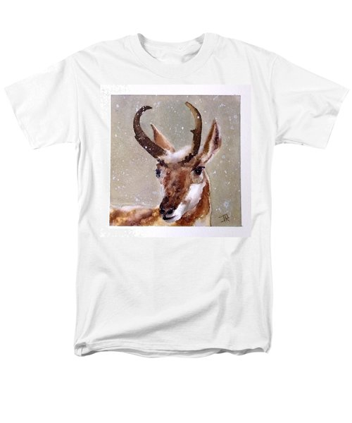 Pronghorn Men's T-Shirt  (Regular Fit)