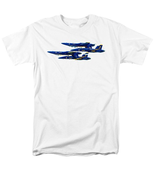 Public Relations Men's T-Shirt  (Regular Fit) by Greg Fortier