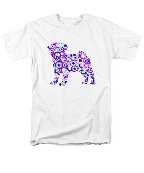 Pug - Animal Art Men's T-Shirt  (Regular Fit)