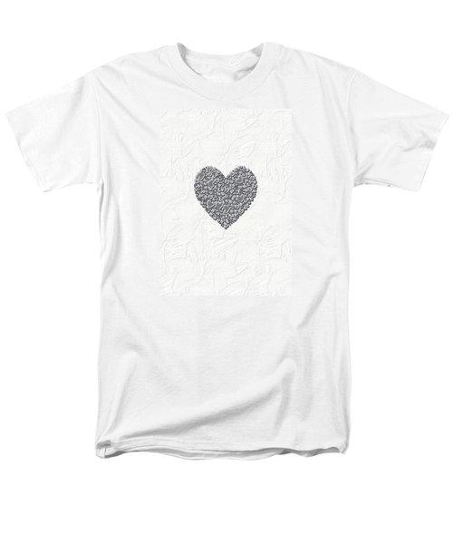 Pure Love Men's T-Shirt  (Regular Fit) by Linda Prewer