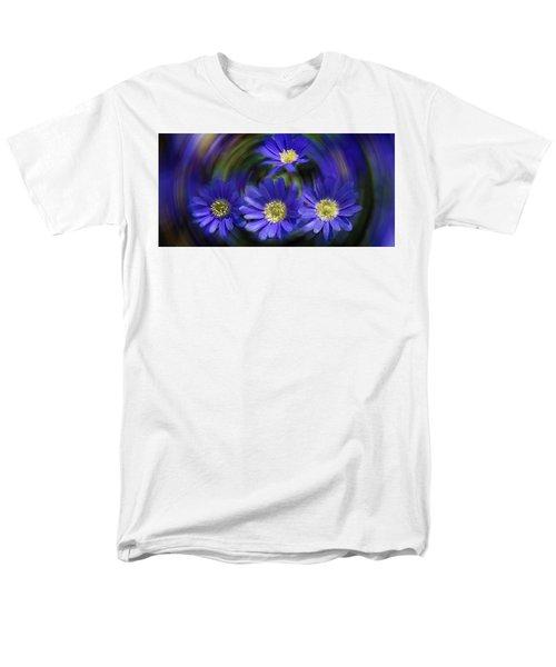 Purple In Nature Men's T-Shirt  (Regular Fit) by Milena Ilieva