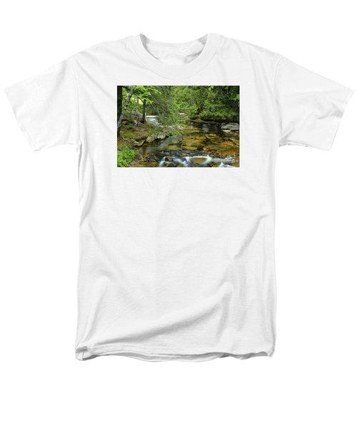 Quiet Place Men's T-Shirt  (Regular Fit) by Alana Ranney