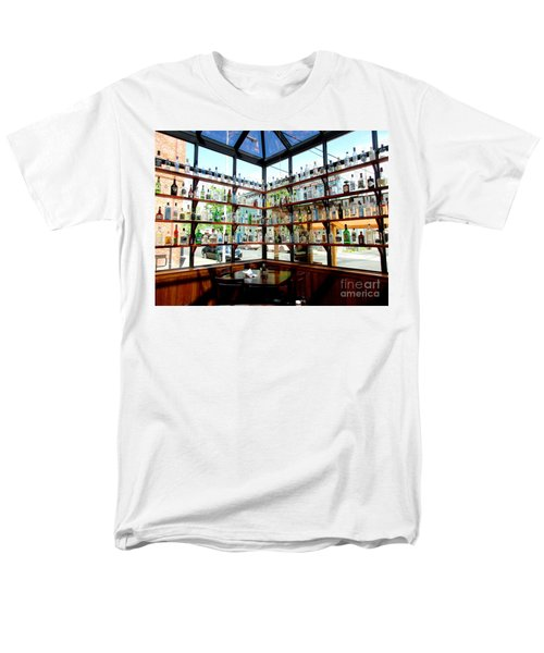 Rack Em Up Men's T-Shirt  (Regular Fit) by Marie Neder