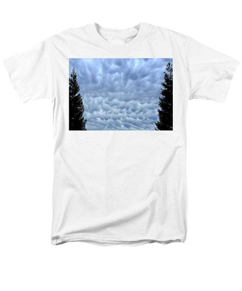 Rain Warning Men's T-Shirt  (Regular Fit)
