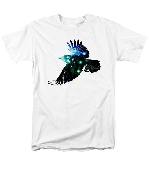 Raven Men's T-Shirt  (Regular Fit) by Anastasiya Malakhova