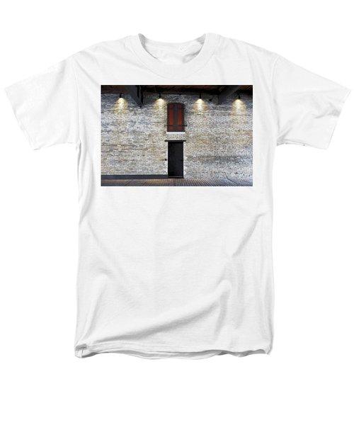 Red Door Men's T-Shirt  (Regular Fit)