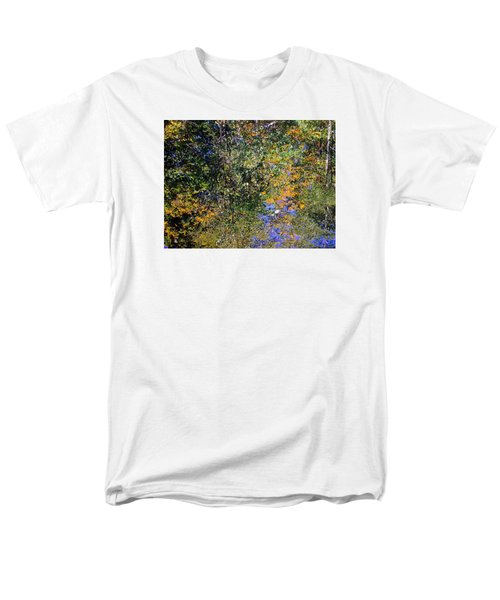 Reflected Glory Men's T-Shirt  (Regular Fit) by Tim Good