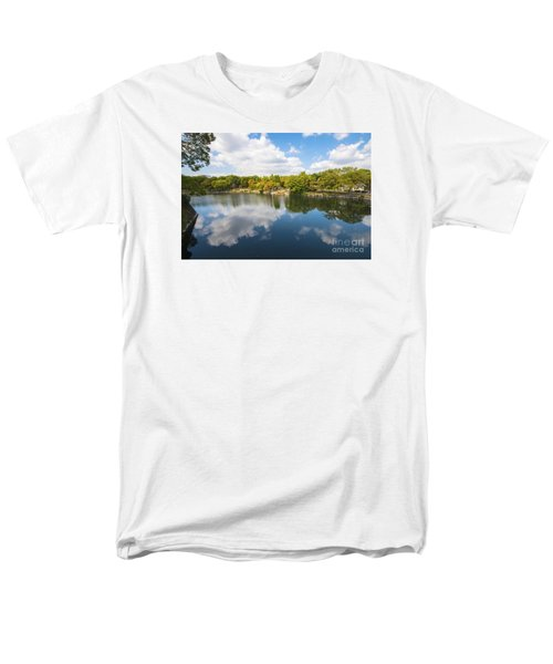 Men's T-Shirt  (Regular Fit) featuring the photograph Reflections by Pravine Chester