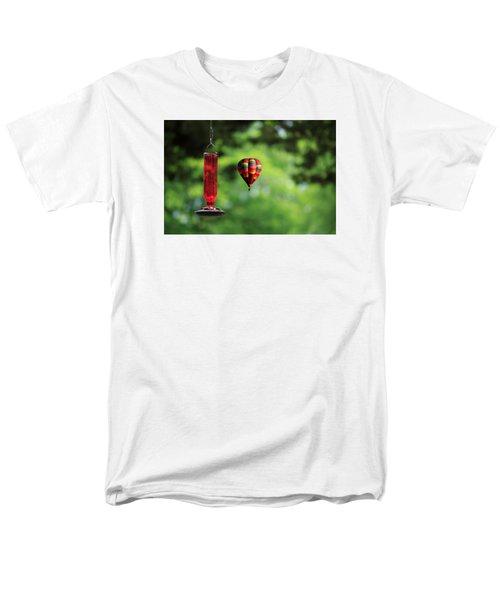 Refueling Men's T-Shirt  (Regular Fit) by Don Gradner
