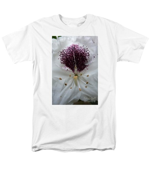 Rhododendron 2 Men's T-Shirt  (Regular Fit) by Jean Bernard Roussilhe