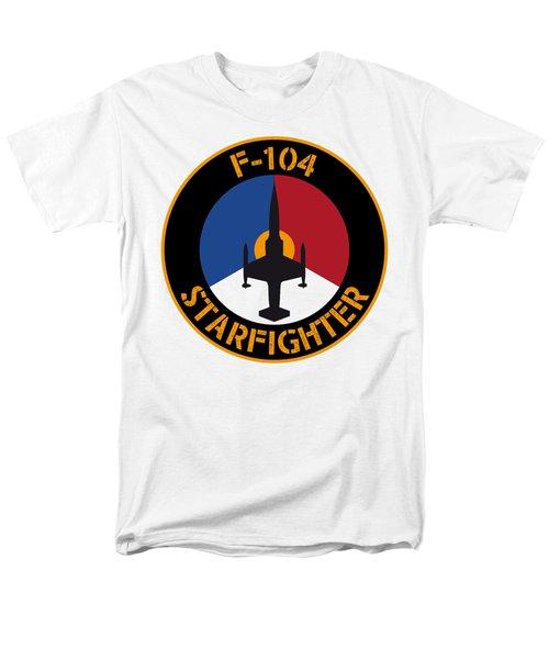 Rnlaf F-104 Starfighter Men's T-Shirt  (Regular Fit) by Nop Briex