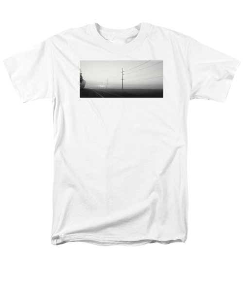 Road To Nowhere Men's T-Shirt  (Regular Fit) by Sarah Boyd