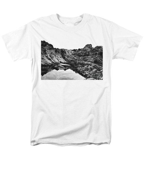 Rock Men's T-Shirt  (Regular Fit) by Rebecca Harman