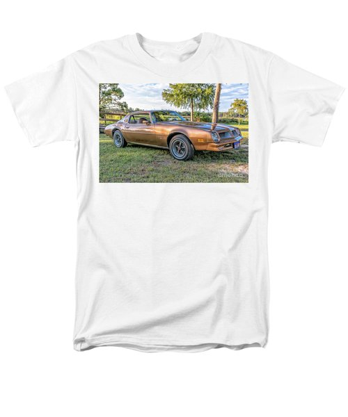 Men's T-Shirt  (Regular Fit) featuring the photograph Rocky Pass by Brian Wright