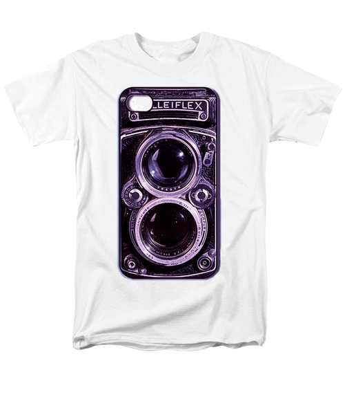 Eye Rolleiflex Euphoria Men's T-Shirt  (Regular Fit)