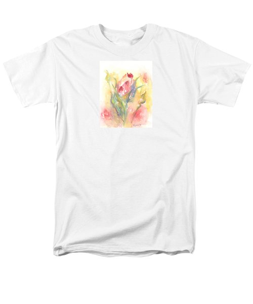 Rose Garden One Men's T-Shirt  (Regular Fit)