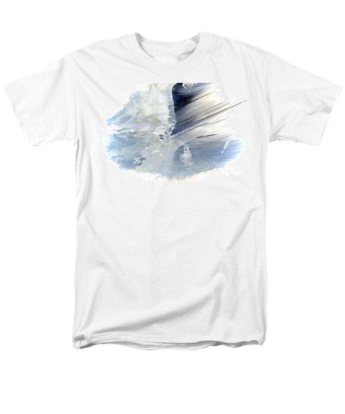 Rough Yet Peaceful Men's T-Shirt  (Regular Fit) by Margie Chapman