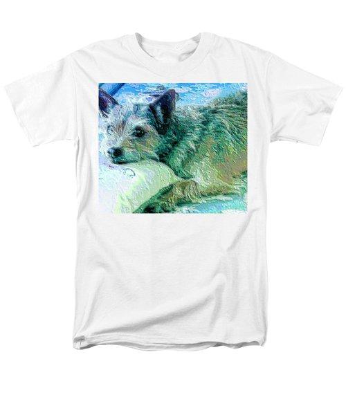 Roxy Men's T-Shirt  (Regular Fit) by Vickie G Buccini