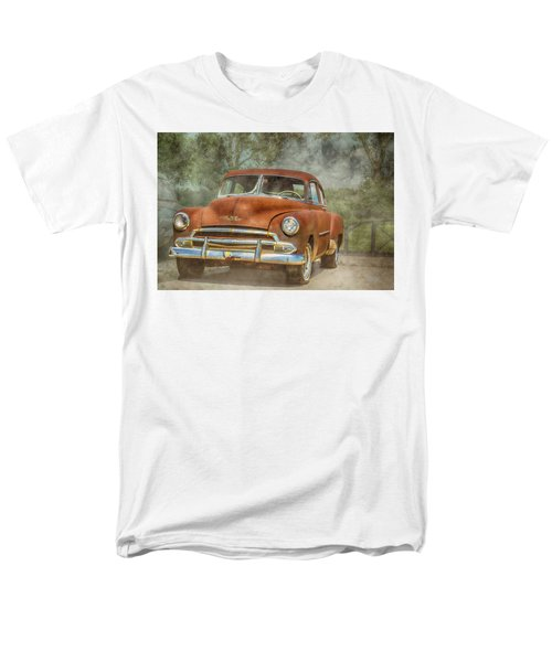 Rusty Men's T-Shirt  (Regular Fit) by Pamela Williams