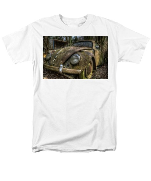 Rusty Vee Dub  Men's T-Shirt  (Regular Fit) by Nathan Wright