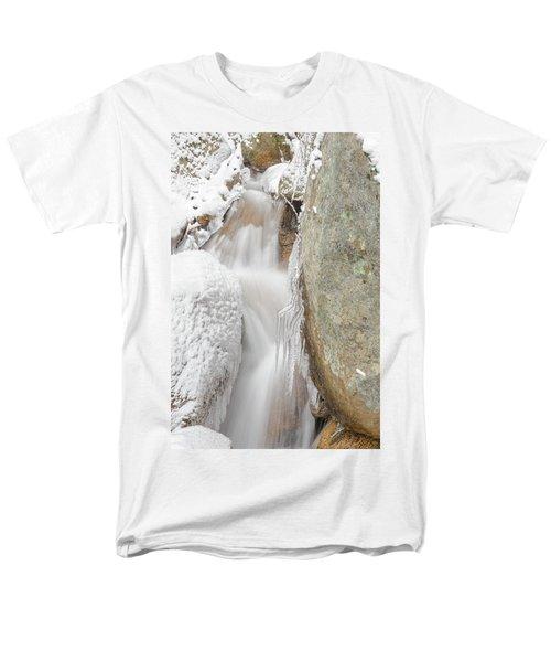 Ruxton Of Manitou  Men's T-Shirt  (Regular Fit) by Bijan Pirnia
