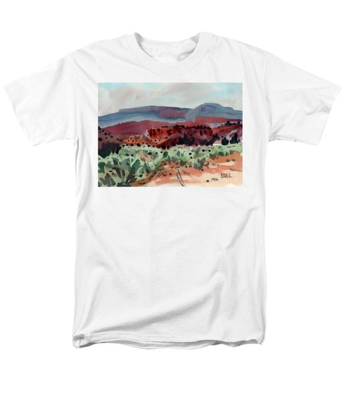 Sage Sand And Sierra Men's T-Shirt  (Regular Fit) by Donald Maier