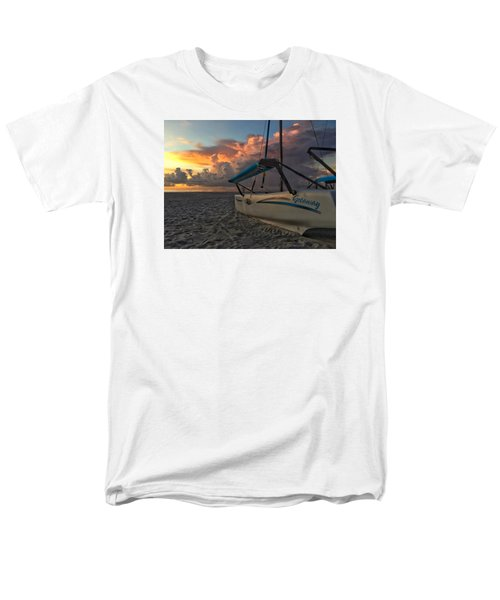 Sailing Still Men's T-Shirt  (Regular Fit)