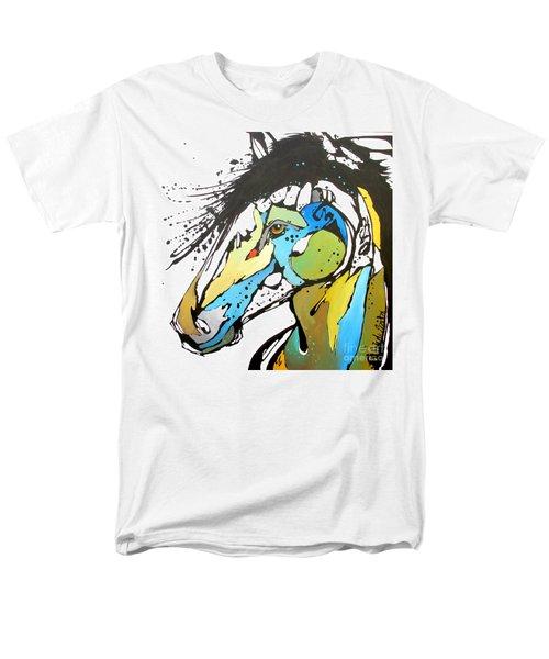 Sallie Men's T-Shirt  (Regular Fit) by Nicole Gaitan