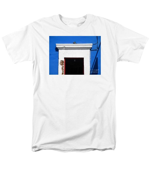 San Jose Del Cabo Door 5 Men's T-Shirt  (Regular Fit) by Randall Weidner