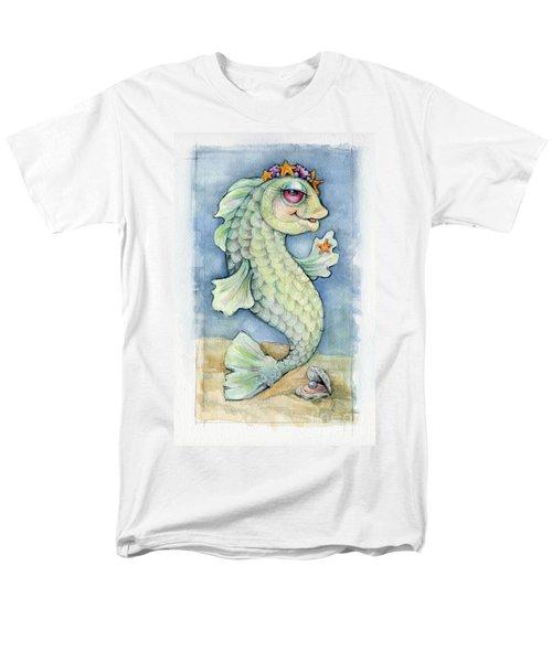 Sarafina Seabling Men's T-Shirt  (Regular Fit)