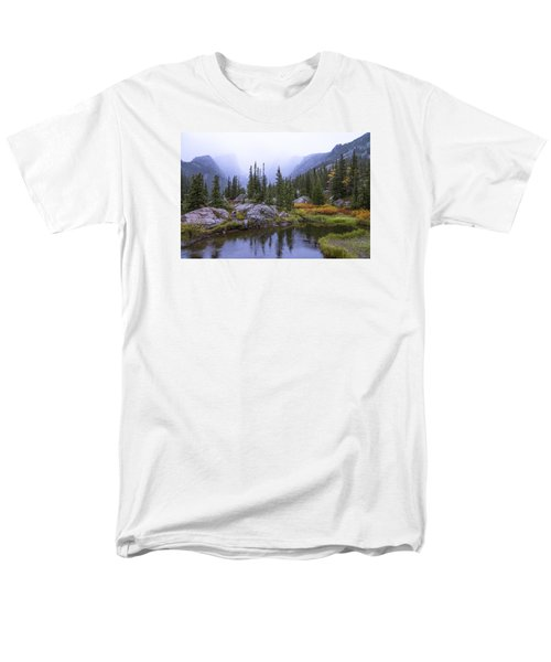 Saturated Forest Men's T-Shirt  (Regular Fit) by Chad Dutson