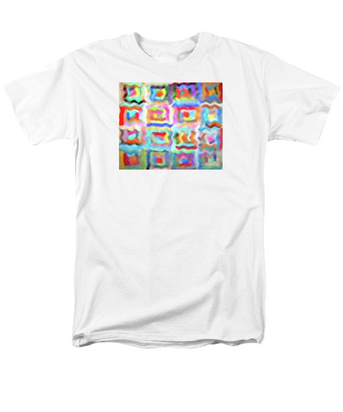 Saturday Quilting Muse Men's T-Shirt  (Regular Fit)