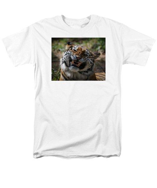 Say Cheese Men's T-Shirt  (Regular Fit) by Ernie Echols