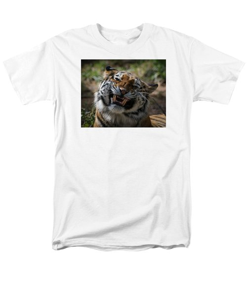 Say Cheese Men's T-Shirt  (Regular Fit)