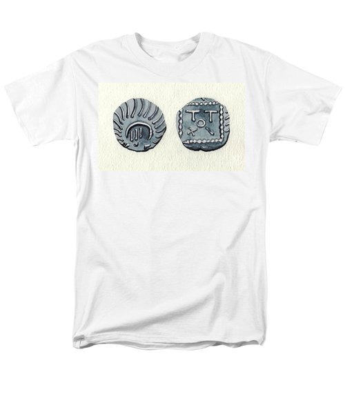 Sceatta Men's T-Shirt  (Regular Fit) by Annemeet Hasidi- van der Leij