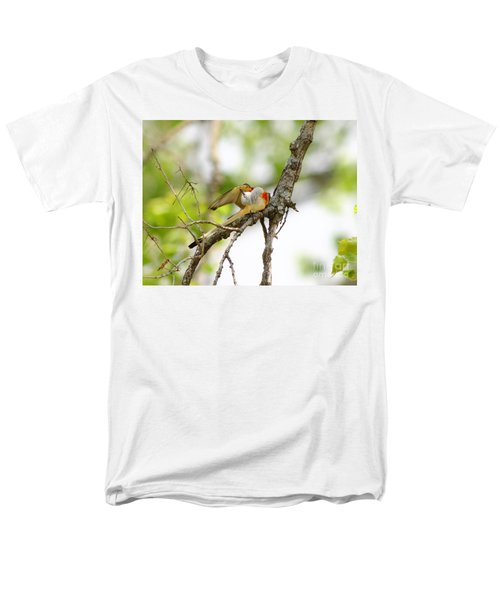 Scissortail Ballet Men's T-Shirt  (Regular Fit) by Robert Frederick