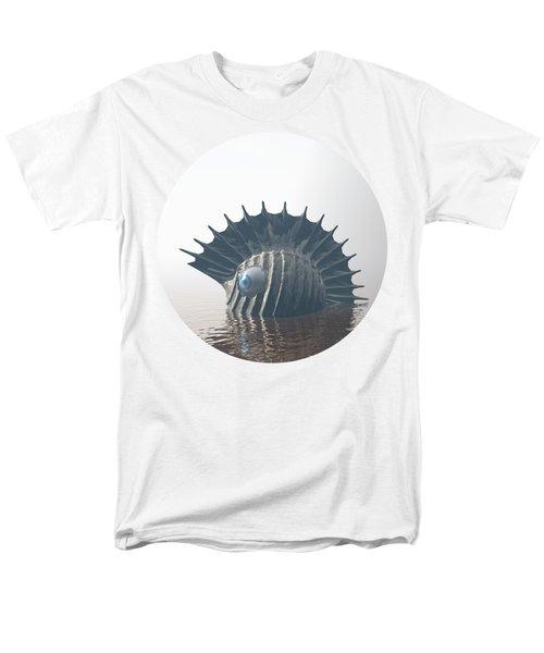Men's T-Shirt  (Regular Fit) featuring the digital art Sea Monsters by Phil Perkins