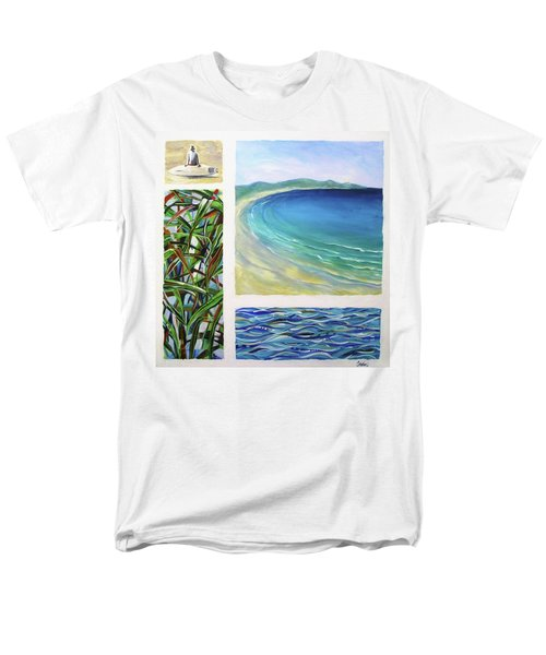 Seaside Memories Men's T-Shirt  (Regular Fit) by Chris Hobel